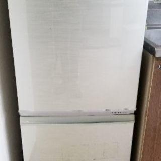 4/25更新【2,500円値下げ】シャープ冷蔵庫 どっちもつけか...