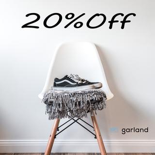 2019GWイベント『ぜーんぶ20%Off』開催のお知らせ