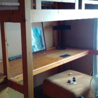 机つきロフトベット