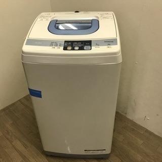 ☆030998 日立 5.0kg洗濯機 13年製☆