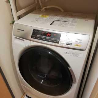 【美品・先着】Panasonic プチドラム洗濯機 NA-VD100L