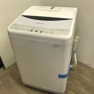 ☆030999☆パナソニック 5.0kg洗濯機 09年製☆