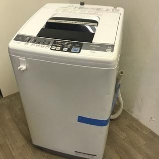 ☆032395 日立 6.0kg洗濯機 11年製☆