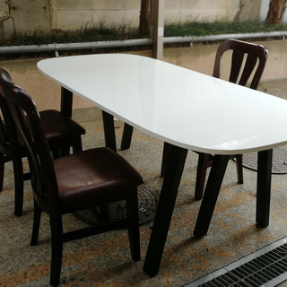4点セット 分解テーブル + 椅子 ダイニングセット★178