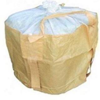 トン袋 (超大型のゴミ袋)2枚