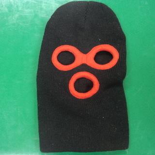 デストロイヤー風覆面マスク(ニット製)