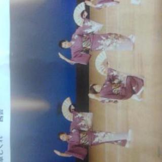 日本舞踊を始めませんか