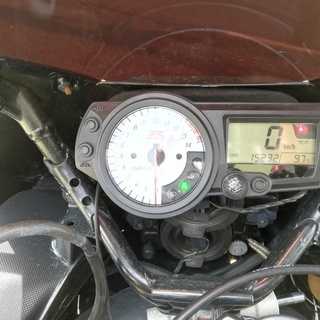 【値下】GSX-R1000 K3 走行距離15000km! − 千葉県