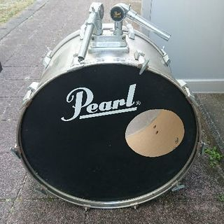【ジャンク品】Pearl バスドラム単品