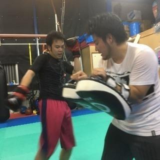大和高田市 初心者向け ダイエットキックボクシング 総合格闘技