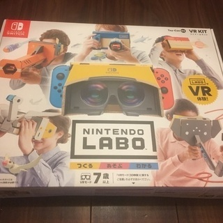 ニンテンドー スイッチ VR LABO