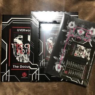UVERworld TYCOON tour DVD.ブック.付...