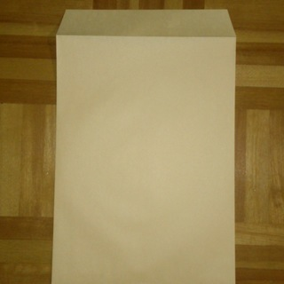 封筒 角形2号 31枚 厚めの紙