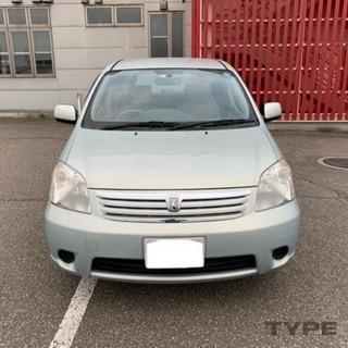 トヨタ ラウム 平成17年式 4WD 片側電動スライド ナビ付き...