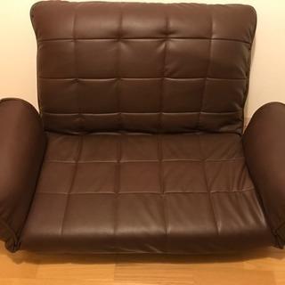 美品☆ニトリのソファ