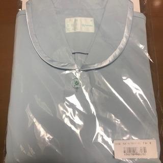 水色のワンピース 白衣 サイズS 未使用