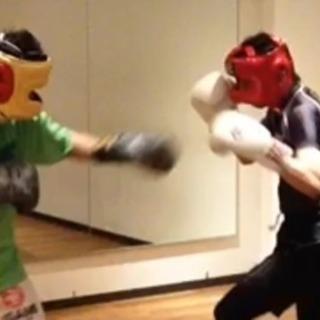 ボクシングのスパーリング慣れに!新宿、曳舟、所沢