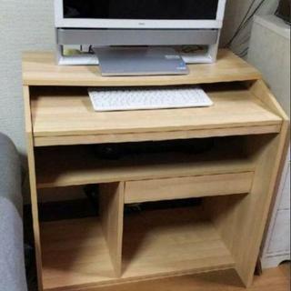 IKEA パソコンデスク スライドデスク