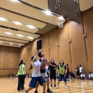 バスケ in 我孫子