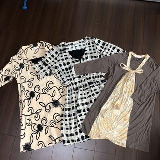 授乳服 3枚セット