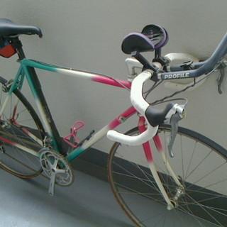 自転車をお譲りします。引き取りに来られる方のみ。