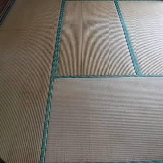 福島県発 中島村発 早い者優先 中古の畳 たたみ 引き取り限定
