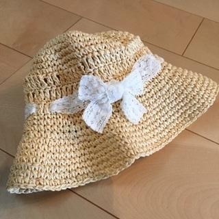夏帽子(女の子用)→値下げしました