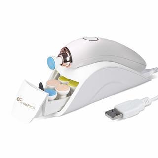 ベビー専用電動爪切り、爪磨き 多機能電動ネイルケアセット