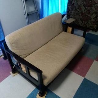 再再値下げ! ソファー テーブル カーペットセット