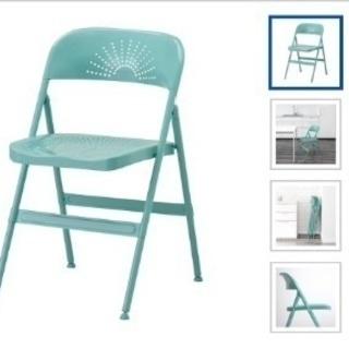 IKEA折りたたみ椅子