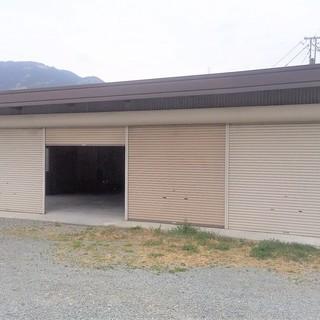 初期費用なし 車庫や倉庫として すぐ貸せます! 6.5万円