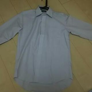 ワイシャツ グレー 38-82