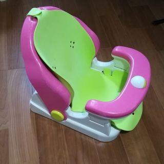 バスチェア ベビーバス セット お風呂用椅子 新生児用お風呂