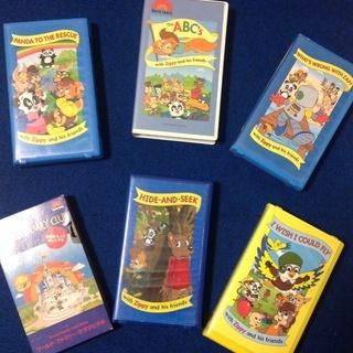 ディズニー英語教材システム、Zippyシリーズ