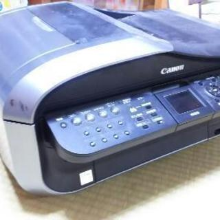 Canon Inkjet MX850 インクジェットプリンタ 複合機