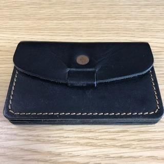 SLOW 革製カードケース