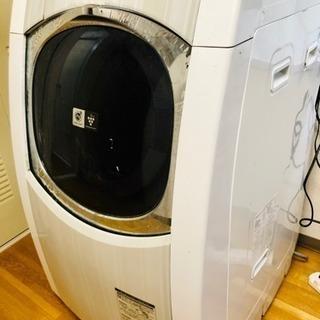 ドラム洗濯機売ります!