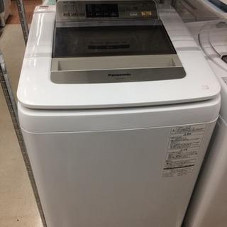 Panasonic  9.0Kg  全自動洗濯機  2015年製
