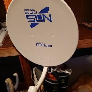BS,CS衛星アンテナ