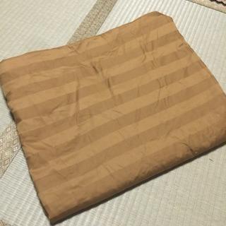 新品掛け布団カバー(セミダブル)