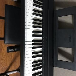 電子ピアノヤマハ YAMAHA   P-45B✳︎ほぼ新品