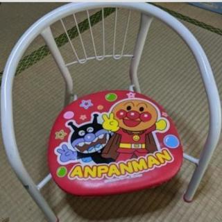 アンパンマン豆イス