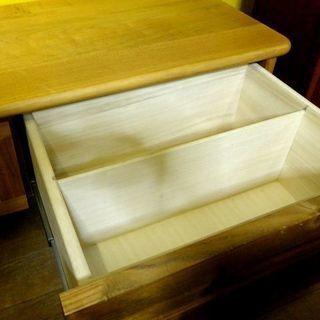 木製 ワイドテレビボード ローボード テレビ台 コンセント付き 幅約180 収納 TVラック  - 家具