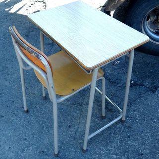 KOKUYO コクヨ 学校机 塾机 机旧1号サイズ 椅子旧…