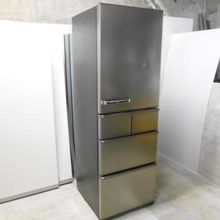 アクア AQR-SV42G 5ドア冷蔵庫『美品中古』【リサイクル...