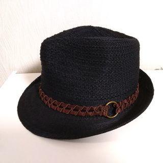【値下げ】メンズハット 帽子 58cm