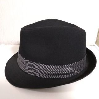 【値下げ】メンズ用ハット 帽子 58cm