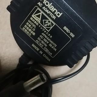 アダプタ Roland AC ADAPTOR BRD-100 中古
