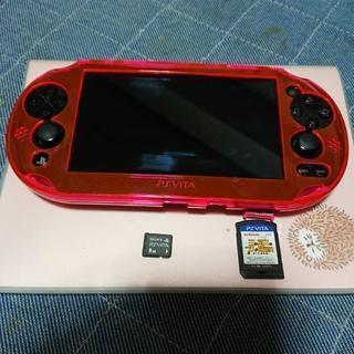 PS Vita ピンク おまけつき
