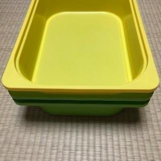 IKEA TROFAST トロファスト 収納ボックス 3個セット